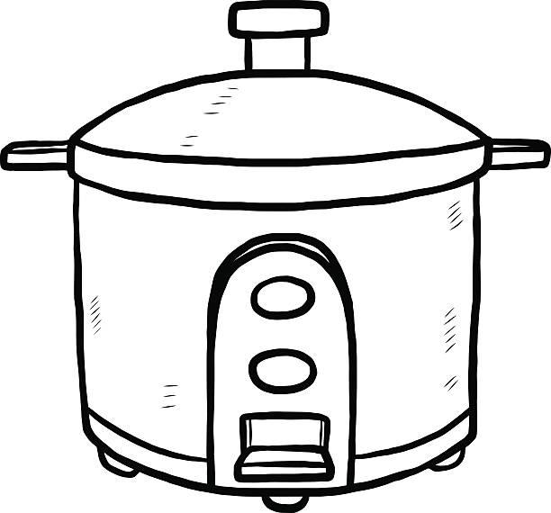 Best Crock Pot Cartoon Illustrations, Royalty.