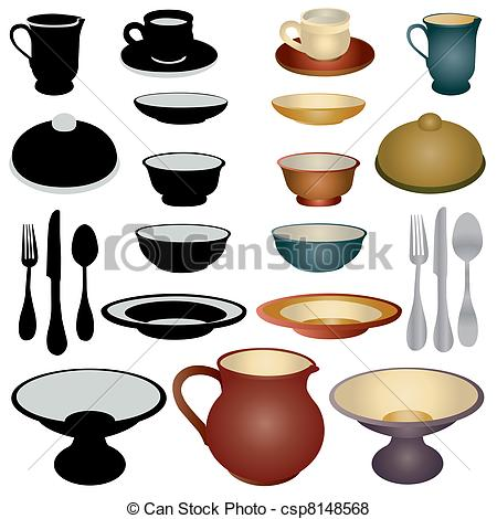 Dinnerware Clip Art and Stock Illustrations. 2,116 Dinnerware EPS.
