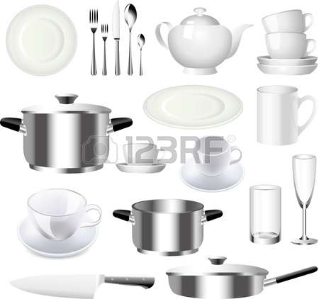 5,680 Crockery Stock Illustrations, Cliparts And Royalty Free.