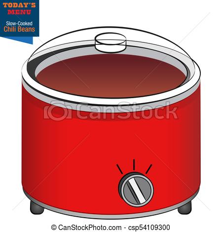 Slow cooker Clipart and Stock Illustrations. 308 Slow cooker vector.