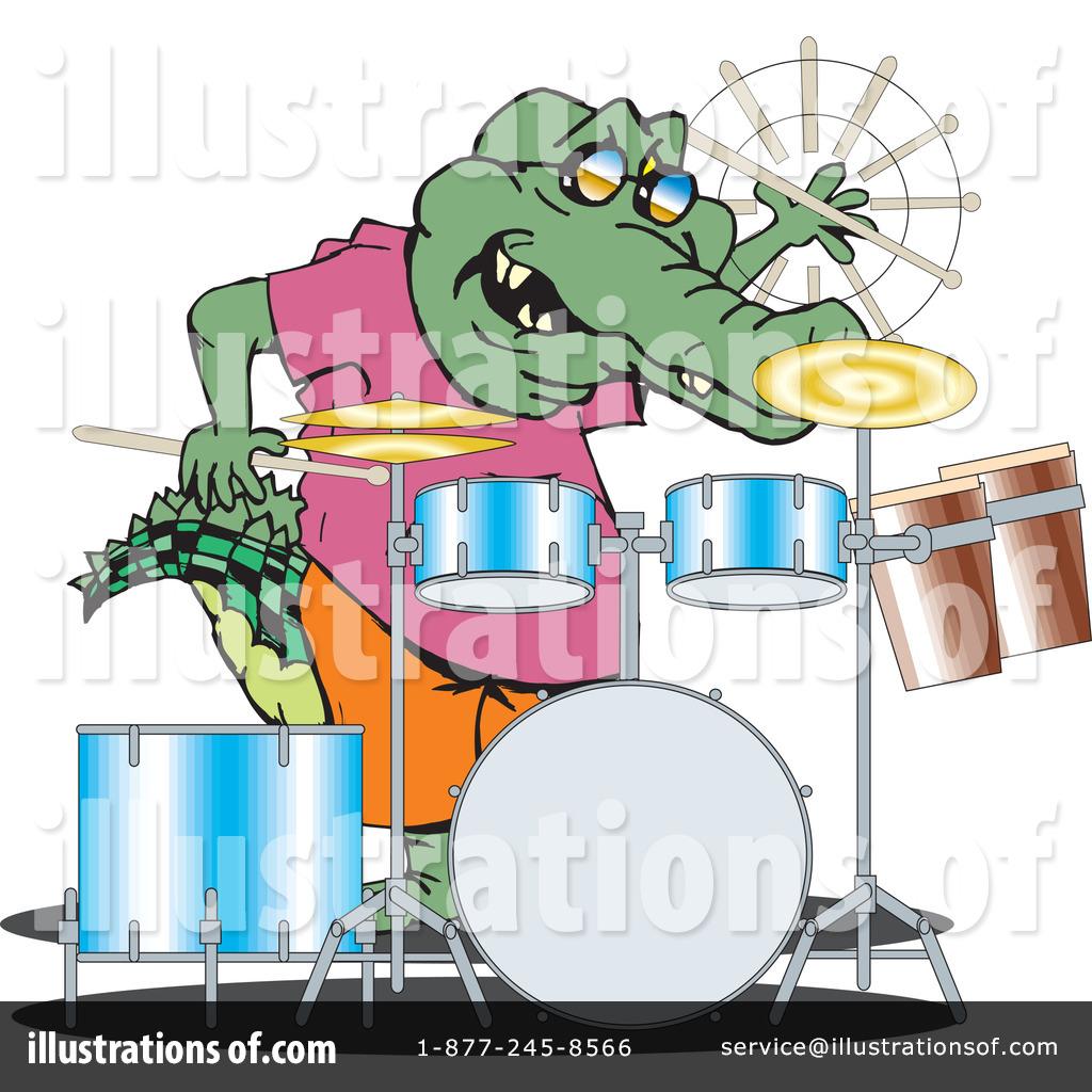 Drummer Clipart #1.