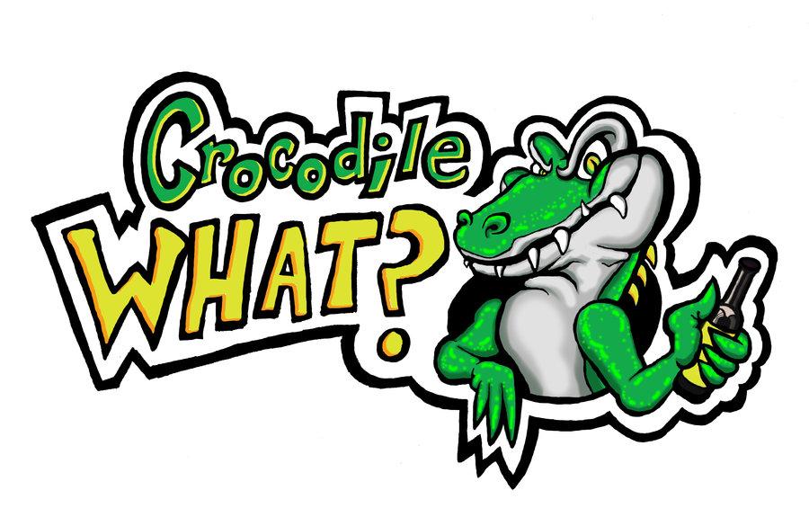 Crocodile What? Band Logo by loribrown on DeviantArt.