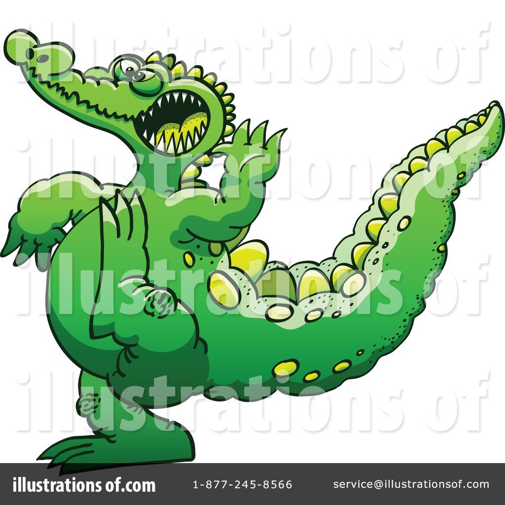 Crocodile Clipart #1067280.