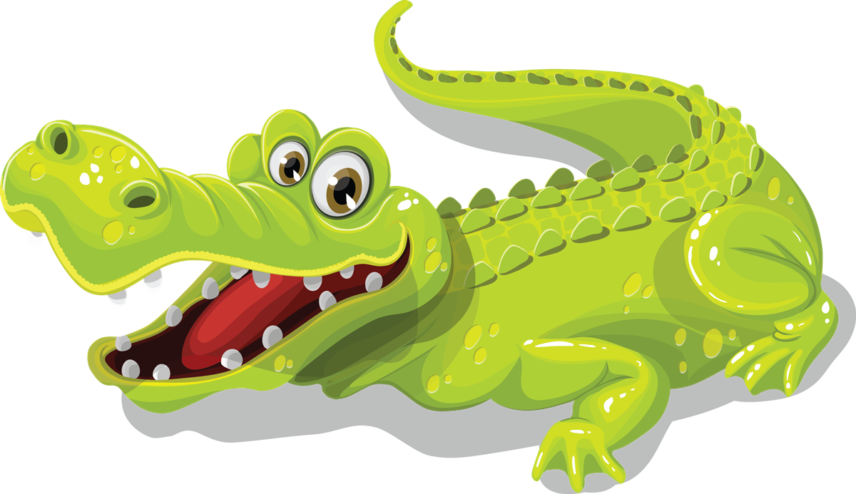 Free to Use & Public Domain Crocodile Clip Art.