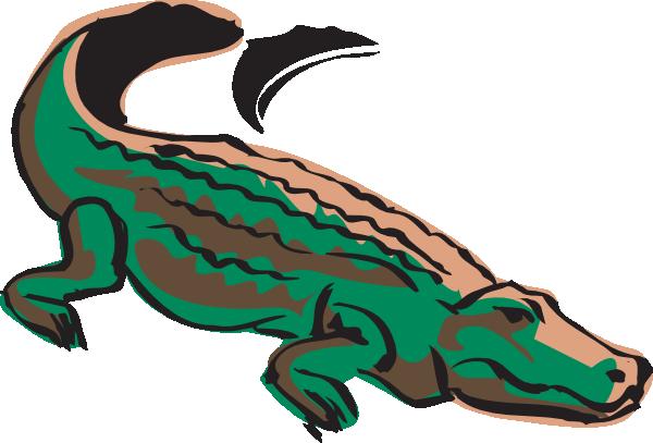 Crocodile Clip Art Images.