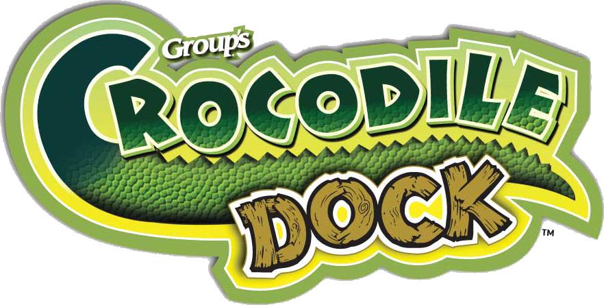 Download Crocodile Dock Text.