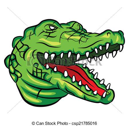 Crocodile Head.