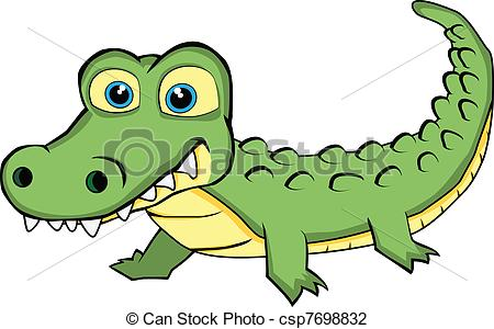 Crocodile Clipart and Stock Illustrations. 7,647 Crocodile vector.