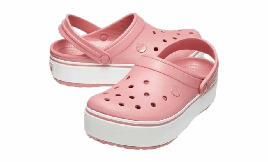 Crocs Platform Clogs.