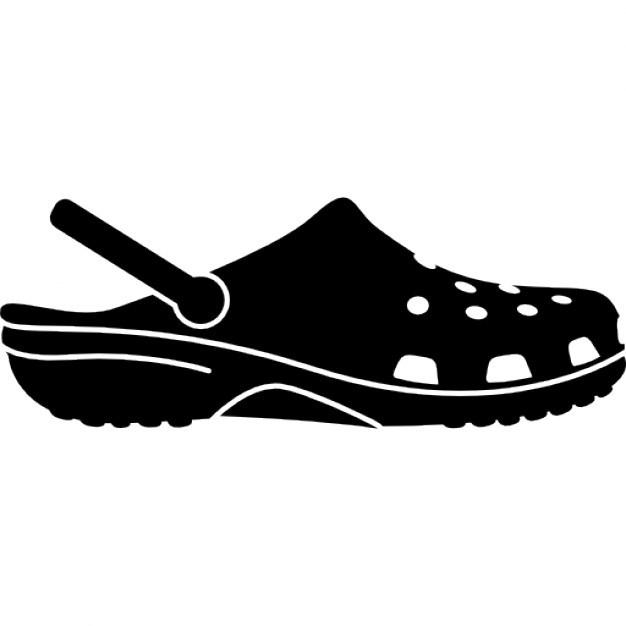 Crocs clipart 1 » Clipart Portal.