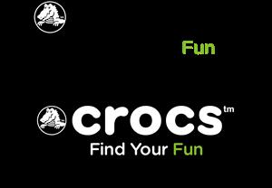 Crocs Shoes Logo Vector (.EPS) Free Download.