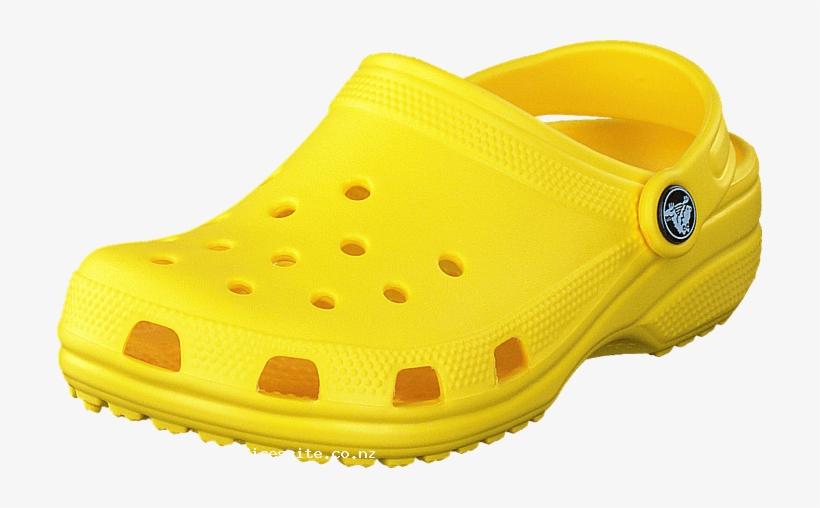 Crocs Classic Clog Kids Lemon 57577.