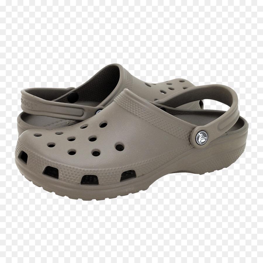 Clog Footwear png download.