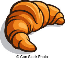 Croissant Clipart and Stock Illustrations. 7,737 Croissant vector.