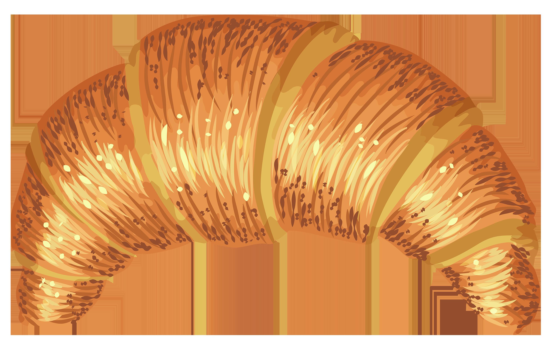 Croissant PNG Clipart.