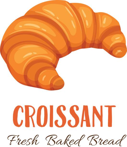 Best Croissant Illustrations, Royalty.