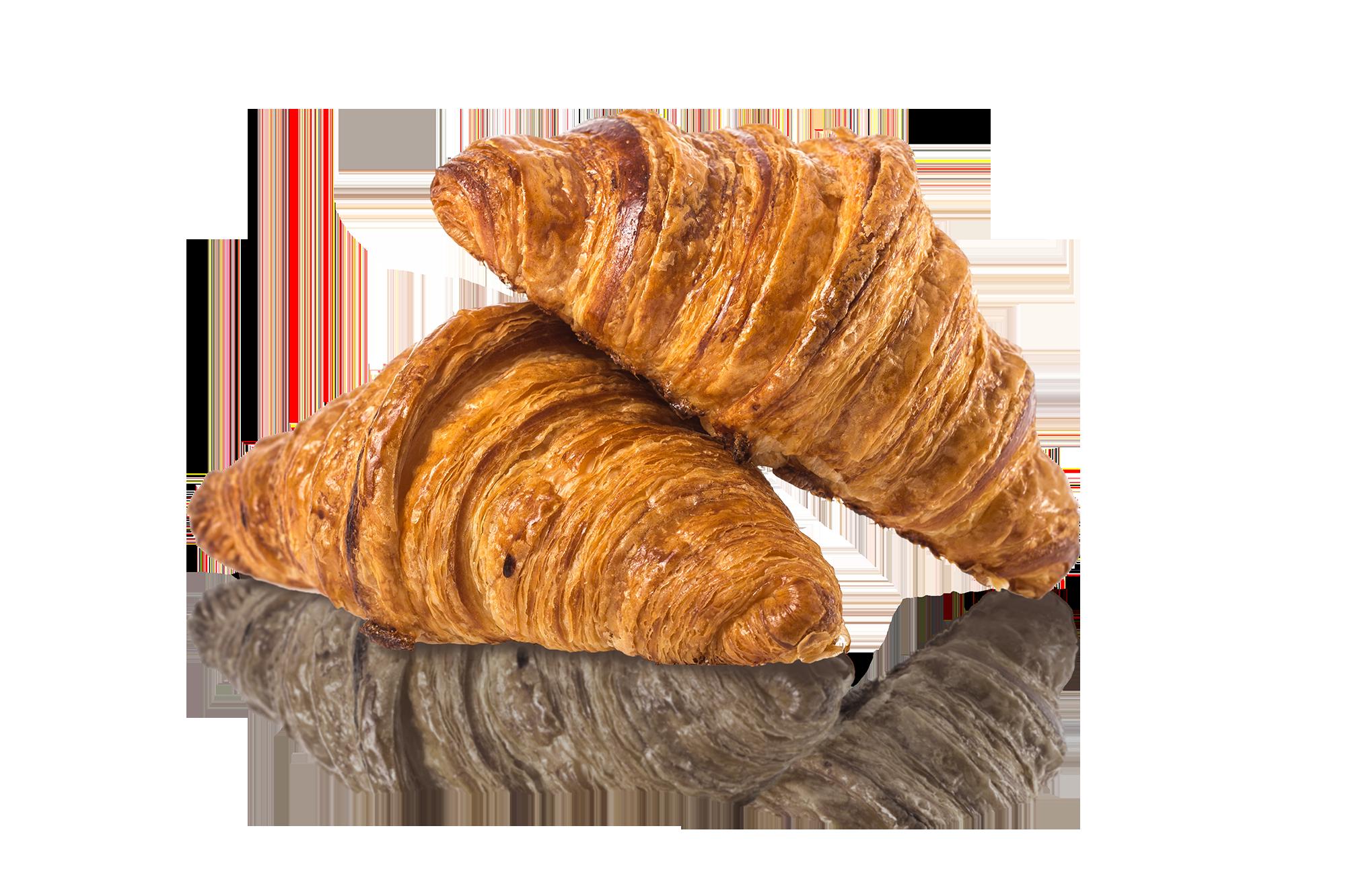 Croissant PNG Image.