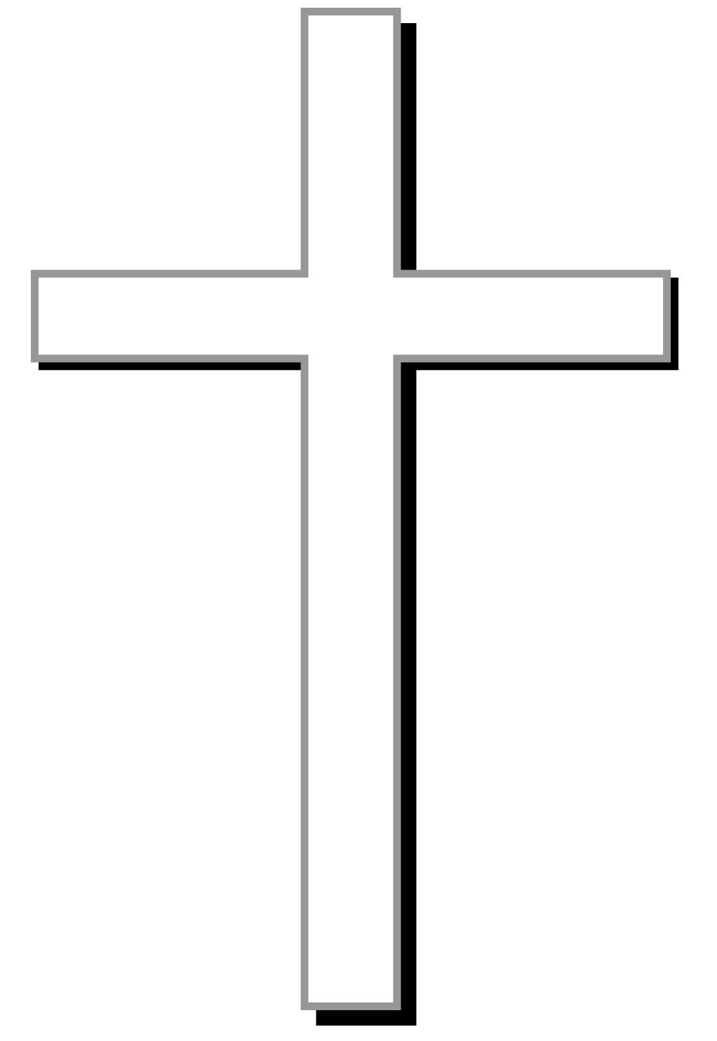Clipart croix 9 » Clipart Station.