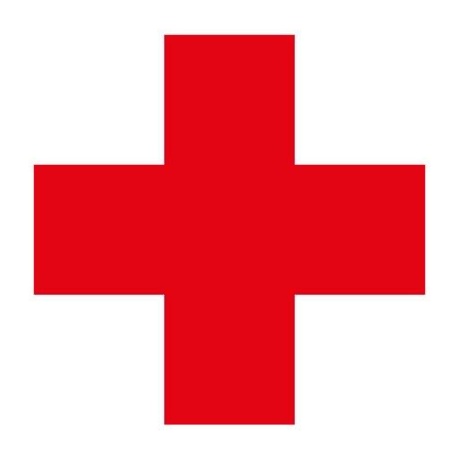 L\'Appli qui Sauve: Croix Rouge by Croix.
