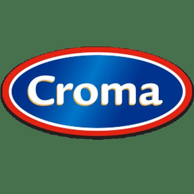 Croma Logo transparent PNG.