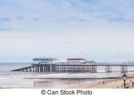 Cromer pier clipart #10