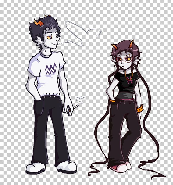 Homestuck Cronus Legendary Creature MS Paint Adventures PNG.