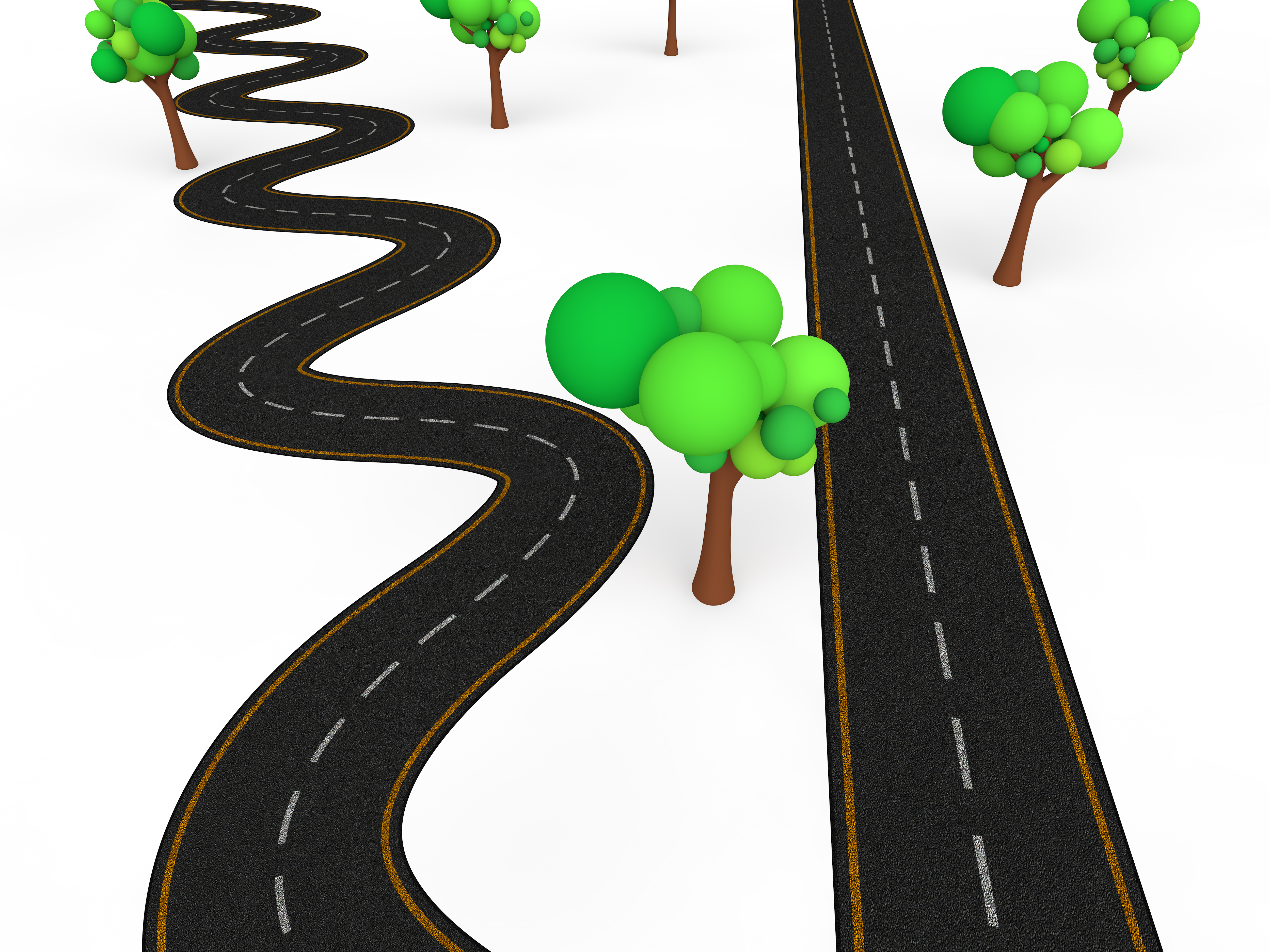 Which Road Did You Take On Your Way to Higher Purpose.