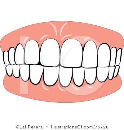 Crooked Teeth Clip Art.