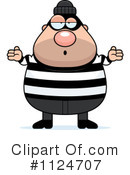 Clipart of Crooks #2.