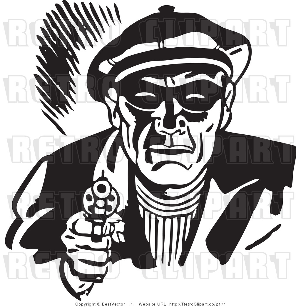 Robber Clip Art Free.