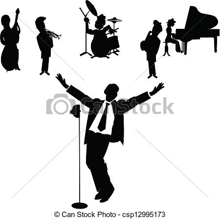 Crooner Clipart and Stock Illustrations. 63 Crooner vector EPS.
