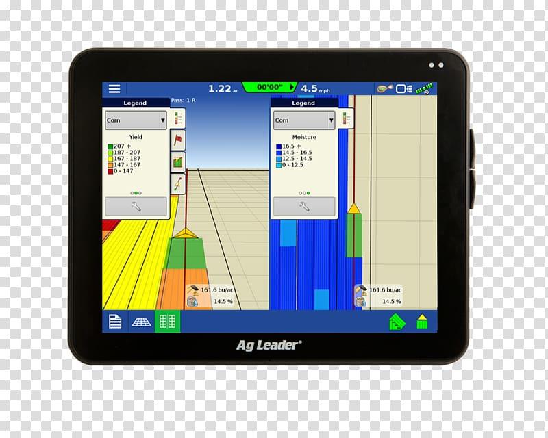 GPS Navigation Systems Grain yield monitor Precision.