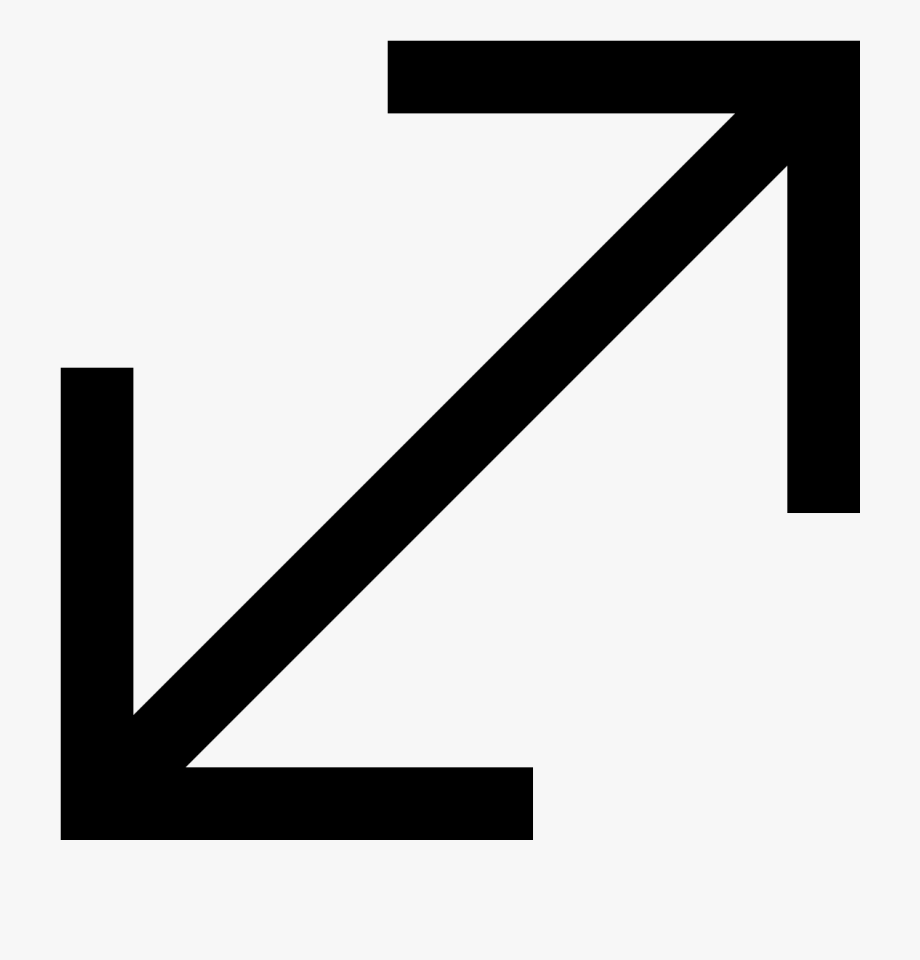 Double Sided Arrow Png.
