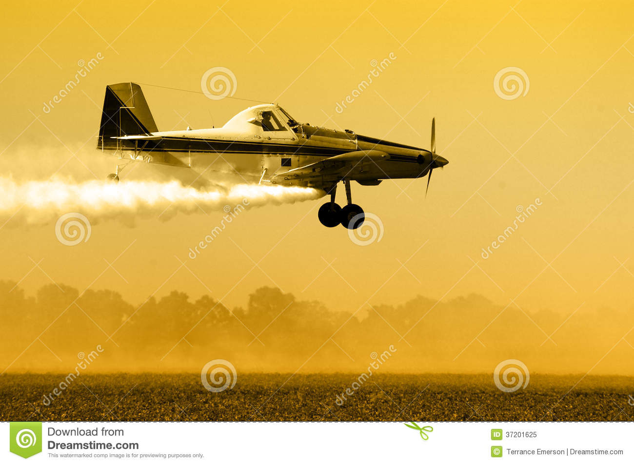 Crop Duster Airplane Stock Photos, Images, & Pictures.