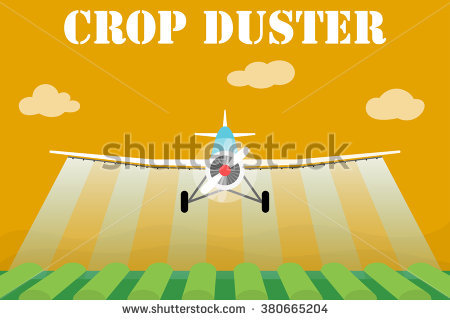 Crop Dusting Plane Stock Photos, Royalty.