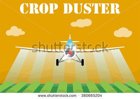 Crop Dusting Plane Stock Photos, Royalty.
