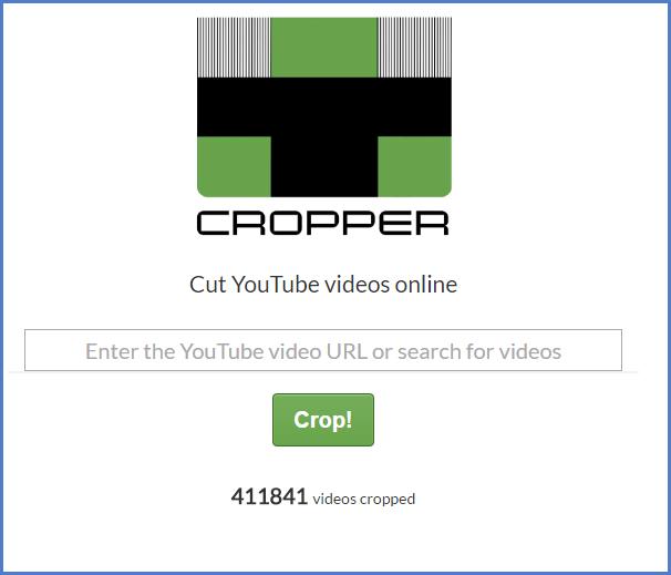 Online Video Cutter.