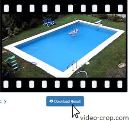 Video Crop.