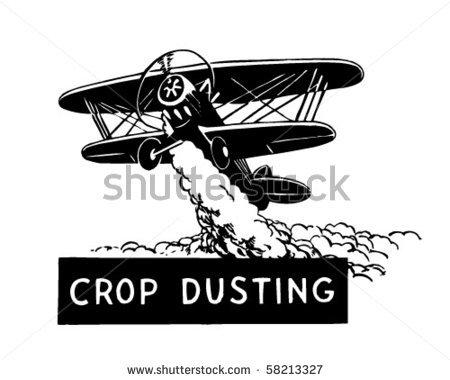 Crop spraying clipart #20