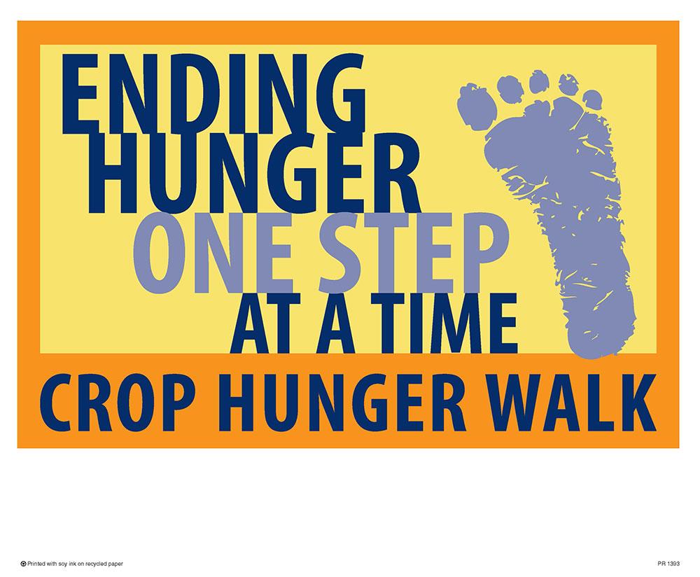 Order CROP Hunger Walk Materials.