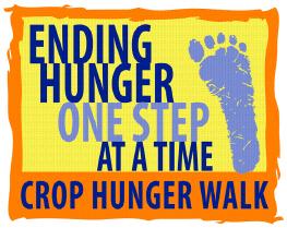 Upstate Crop Hunger Walk.
