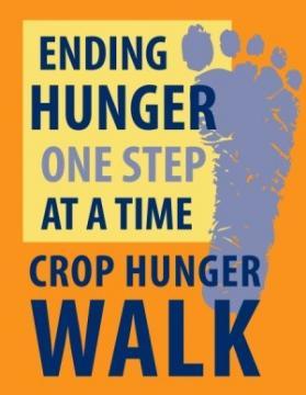 Crop Walk logo.