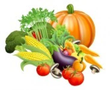 Agriculture Crops Clipart.