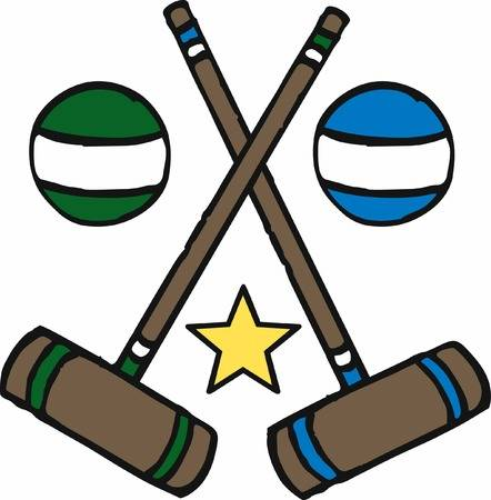 Croquet clipart free 7 » Clipart Station.