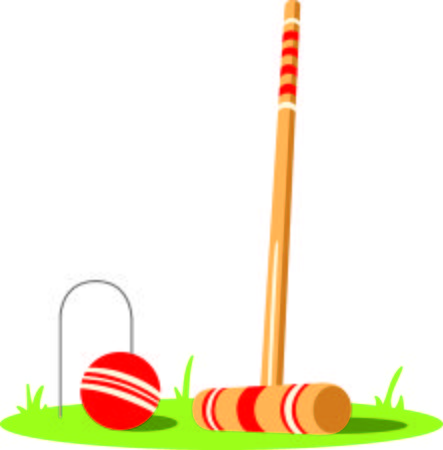222 Croquet Stock Vector Illustration And Royalty Free Croquet Clipart.