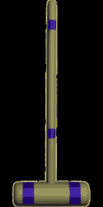 Croquet PNG.
