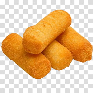 Croquette PNG clipart images free download.
