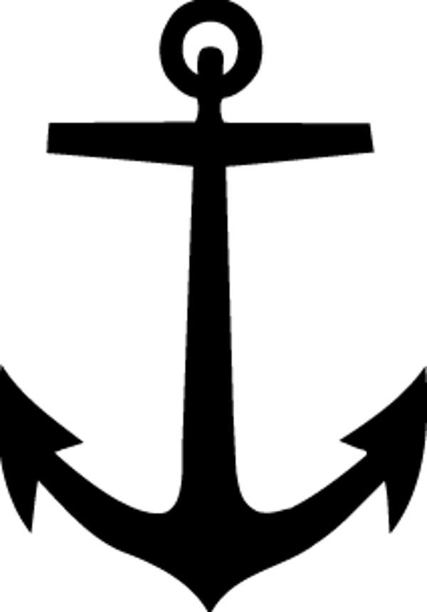 Anchor Clipart.