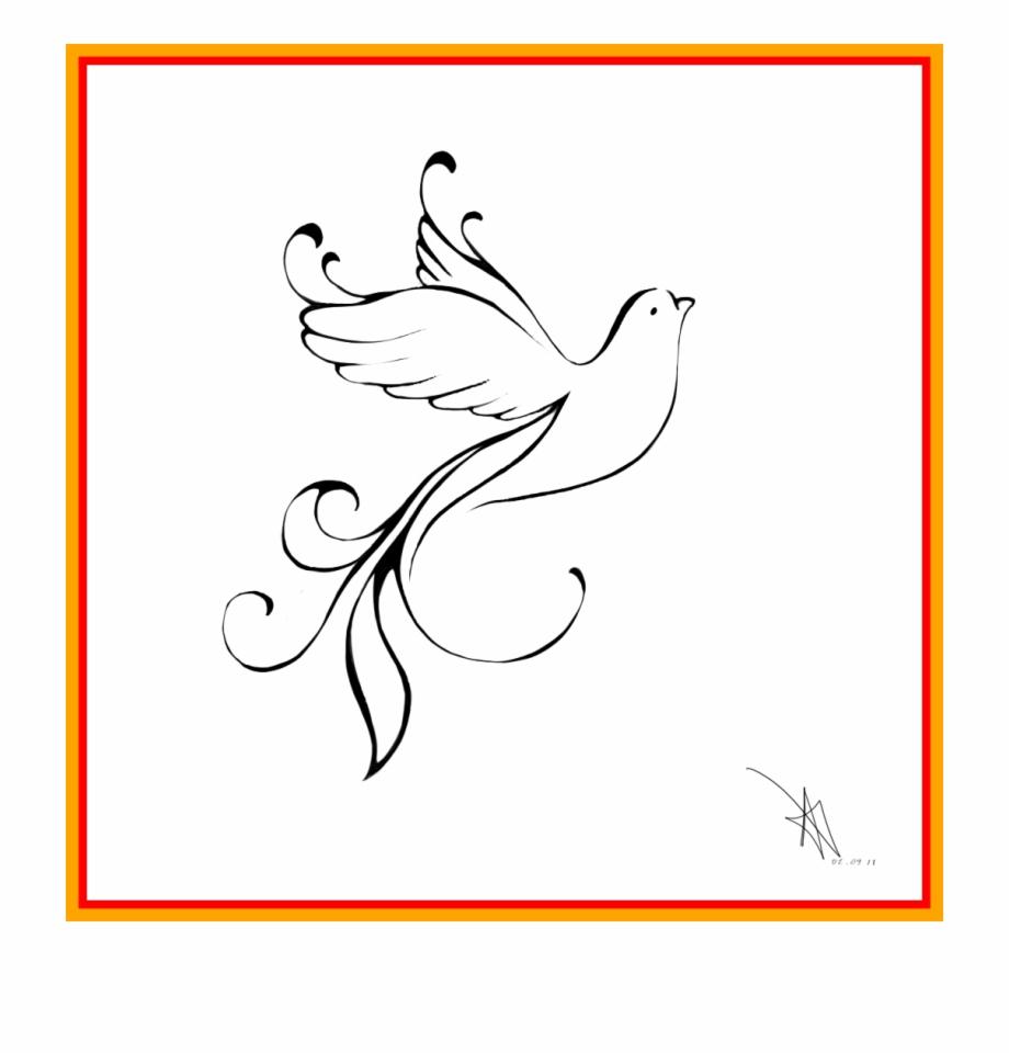 Cross Dove Clipart 16 Clip Art Black And White.