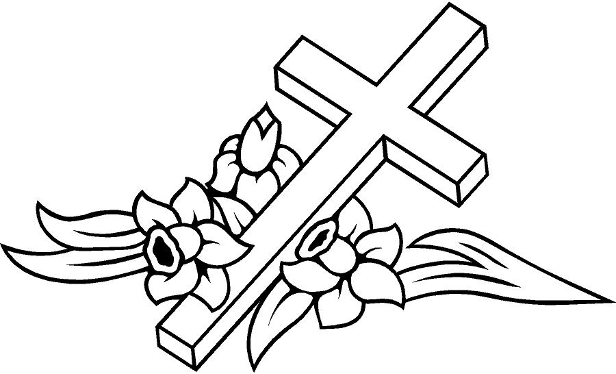 Free Cross Flowers Cliparts, Download Free Clip Art, Free Clip Art.